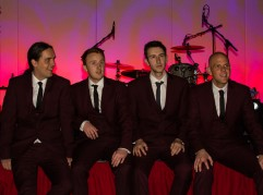 The Magnetics Band - The Fantastic 4